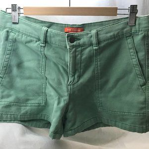 Joe Fresh Sage Green Shorts